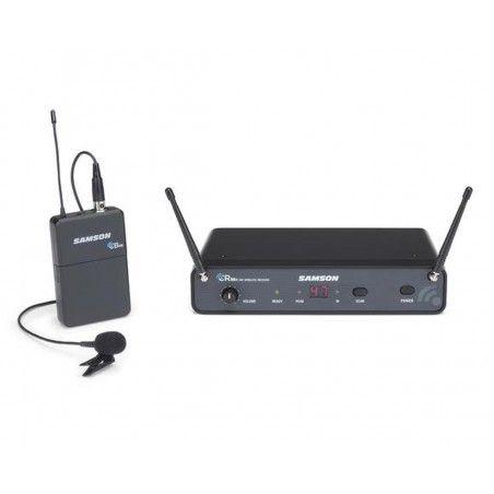 Samson Concert 88X Lavalier (F) - Sistem wireless cu lavaliera  - 1