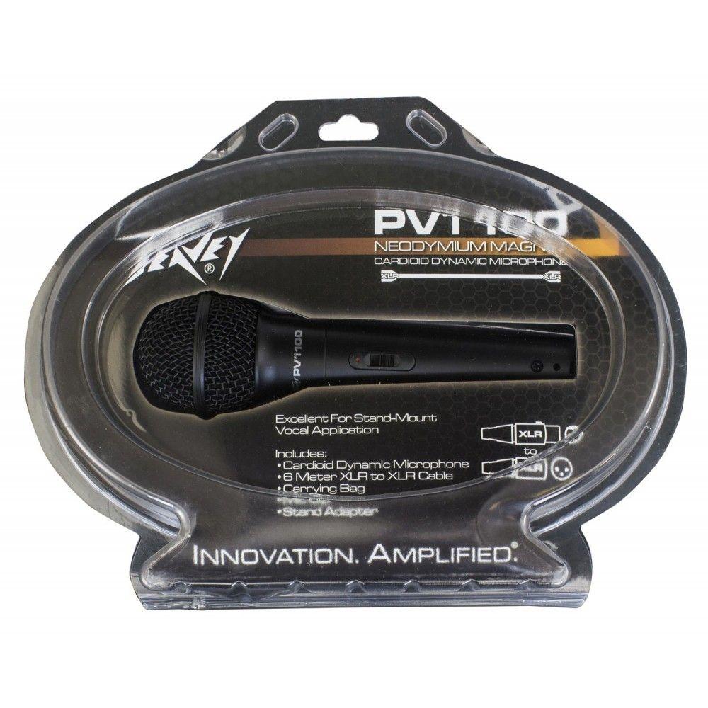 Peavey PVi 100 - Pachet Microfon Dinamic Peavey - 1