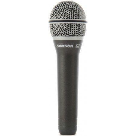 Samson Q7VP - Pachet Microfon Dinamic Samson - 1