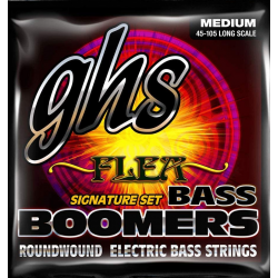 GHS M3045F - Set Corzi Chitara Bass Flea Signature 45-105 GHS - 1