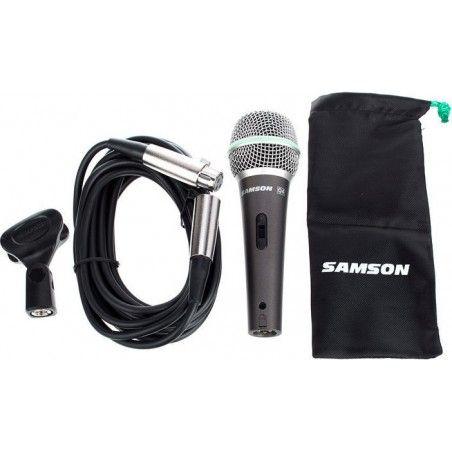 Samson Q4 - Microfon Samson - 1