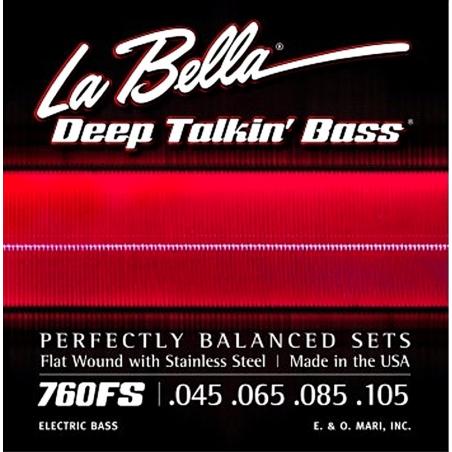 La Bella 760FS Stainless -...