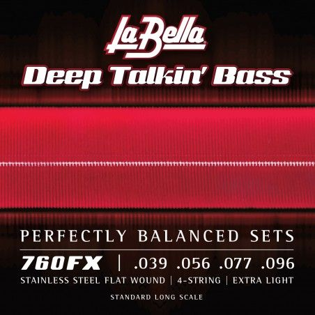La Bella 760FX Stainless -...