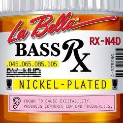 La Bella RX-N4D - Set Corzi...