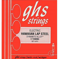 GHS Electric Hawaiian Lap - Set Corzi Hawaiian Lap GHS - 1