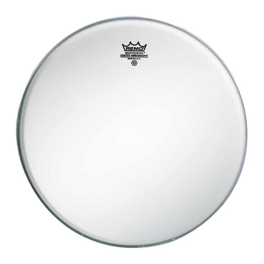"Remo Ambassador Coated 8"" -..."