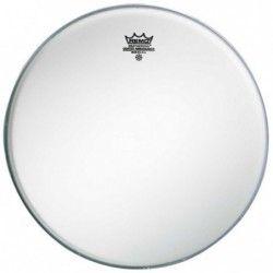 "Remo Ambassador Coated Smooth White 8"" - Fata toba Remo - 1"