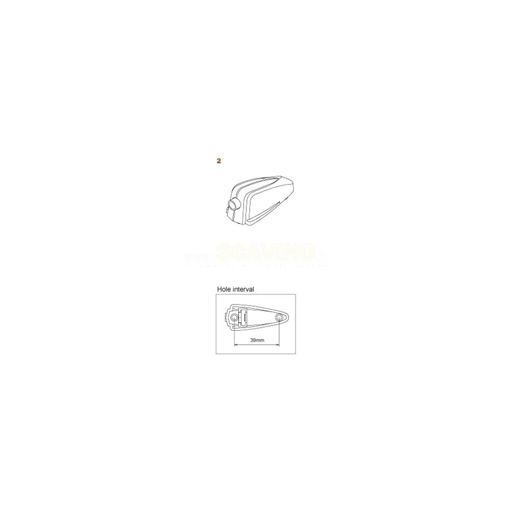 Tama MSL60T - Montant Tom