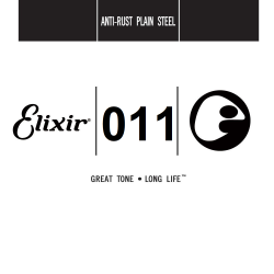 Elixir Anti-Rust PS 011 Single - Coarda Chitara Electrica Elixir - 1