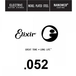Elixir Electric WND 052 Single - Coarda Chitara Electrica Elixir - 1