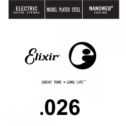 Elixir Electric WND 026 Single - Coarda Chitara Electrica