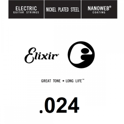 Elixir Electric WND 024 Single - Coarda Chitara Electrica