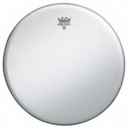 "Remo Diplomat Smooth White 8"" - Fata toba Remo - 1"