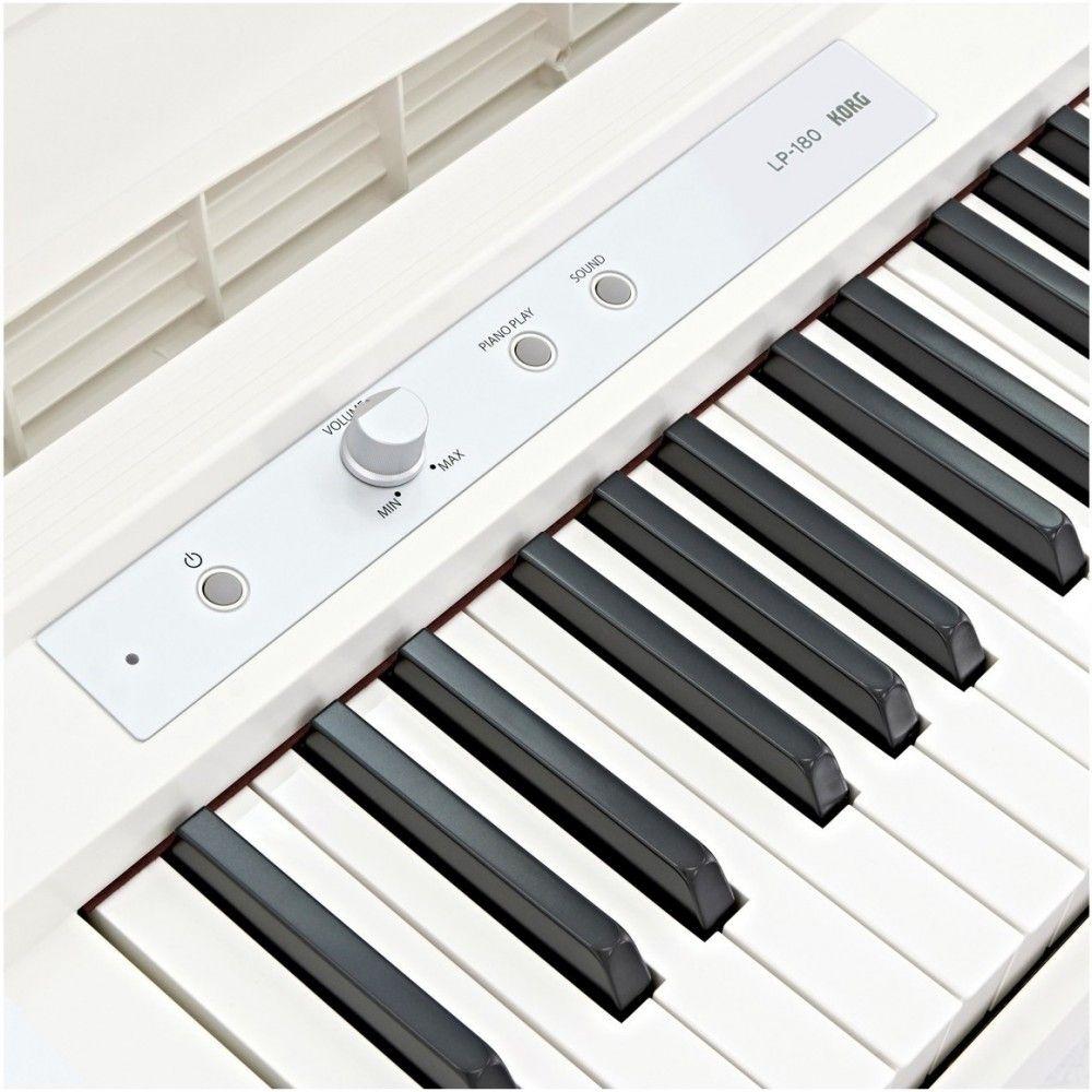 Korg LP-180 White - Pian...