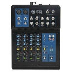 Topp Pro MXI6 - Mixer...