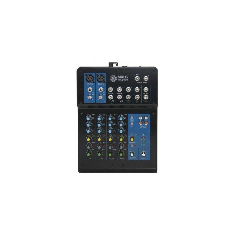 Topp Pro MXI6 - Mixer Neamplificat Topp Pro - 1