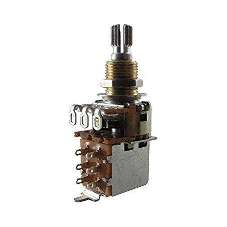 Seymour Duncan Push Pull Pot 500K - Potentiometru Chitara Seymour Duncan - 2