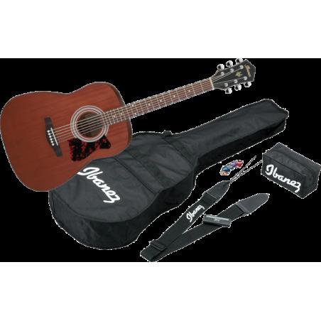 Ibanez V54NJP-OPN - Pachet chitara acustica cu accesorii Ibanez - 1