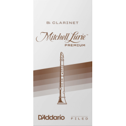 Rico RMLP5BCL150 Mitchell Lurie Premium Bb 1.5 - Ancie clarinet