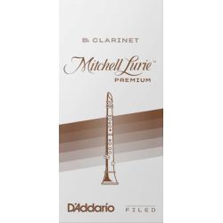 Rico RMLP5BCL250 Mitchell Lurie Premium Bb 2.5 - Ancie clarinet