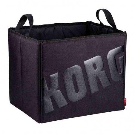 Korg RC-L(SQ)-BK - Geanta viniluri Korg - 2