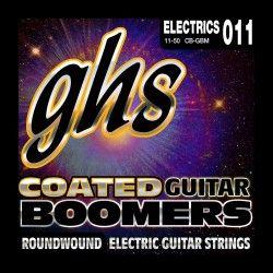 GHS CB-GBM Coated Boomers - Set corzi chitara