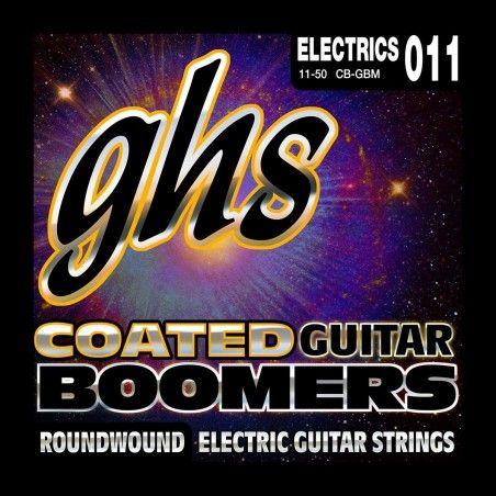 GHS CB-GBM Coated Boomers - Set corzi chitara GHS - 1