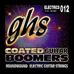 GHS CB-GBH Coated Boomers - Set corzi chitara electrica