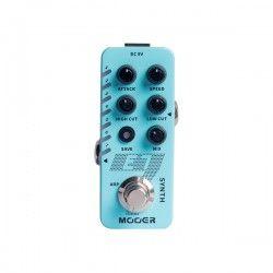 Mooer E7 - Pedala Synth Mooer - 1