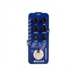 Mooer A7M - Pedala Reverb Mooer - 1