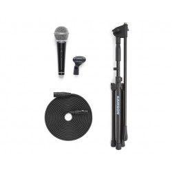 Samson VP10 - Set Microfon cu Stativ Samson - 1
