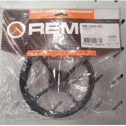 REMO 5.5 Black Roto Top - Inel Superior Remo - 1