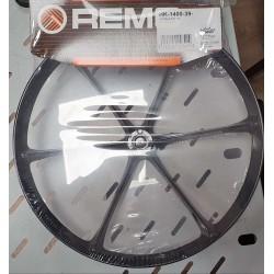 Remo 11 Black Roto Top - Inel superior Remo - 1