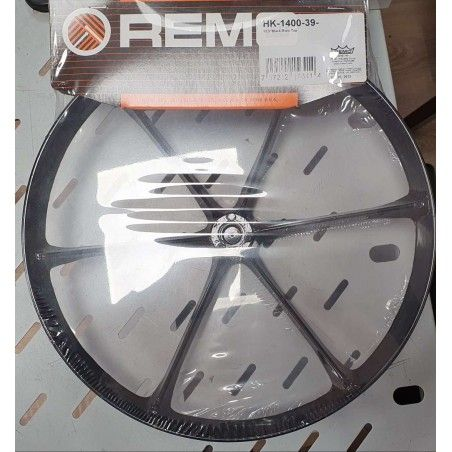 Remo 11 Black Roto Top -...