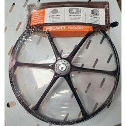 Remo 11 Black Roto Top - Inel superior Remo - 2