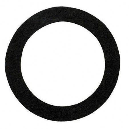 "Remo Powerstroke 3 Ebony 20"" cu inel pentru gaura 5"" - Fata toba mare Remo - 1"