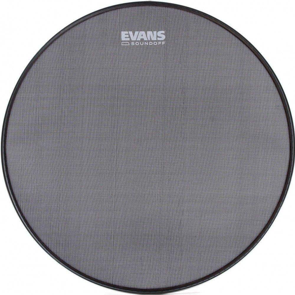 "Evans SoundOff 10"" - Fata toba Evans - 1"