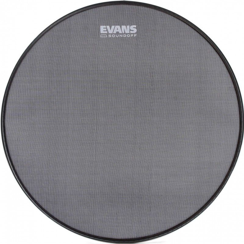 """Evans SoundOff 10"""" - Fata toba"""