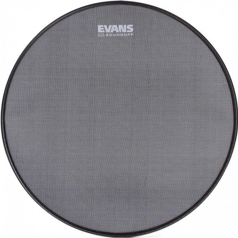 "Evans SoundOff 22"" - Fata toba mare Evans - 1"