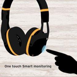 Vox VH-Q1 White - Casti Bluetooth cu Noise Cancelling Vox - 3