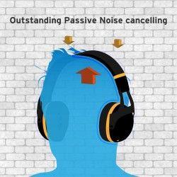 Vox VH-Q1 White - Casti Bluetooth cu Noise Cancelling Vox - 8