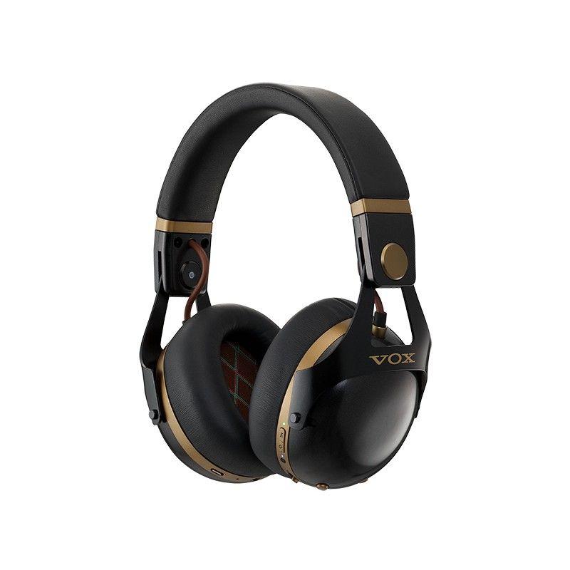 Vox VH-Q1 Black - Casti Bluetooth cu Noise Cancelling Vox - 1