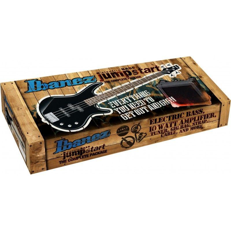 Ibanez IJSR190U-WNS - Pachet Chitara Bass Cu Accesorii Ibanez - 2