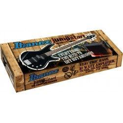 Ibanez IJSR190U Black - Pachet chitara bass cu accesorii Ibanez - 2