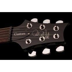 PRS SE Custom 22 Semi-Hollow Gray Black - Chitara electrica PRS - 9