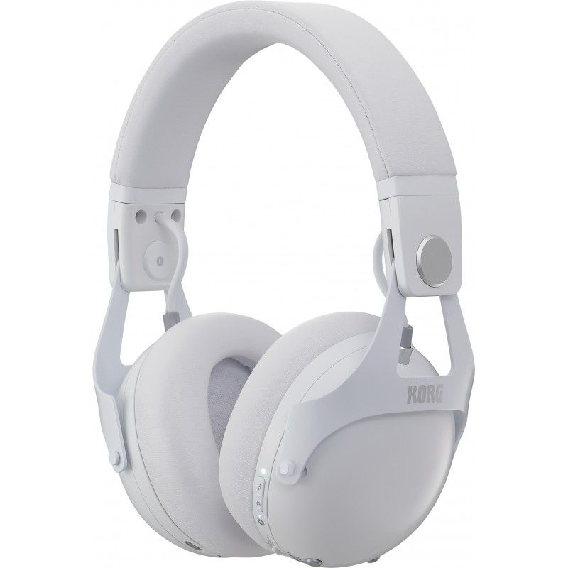 Korg NC-Q1 White - Casti DJ cu Noise Cancelling Korg - 1