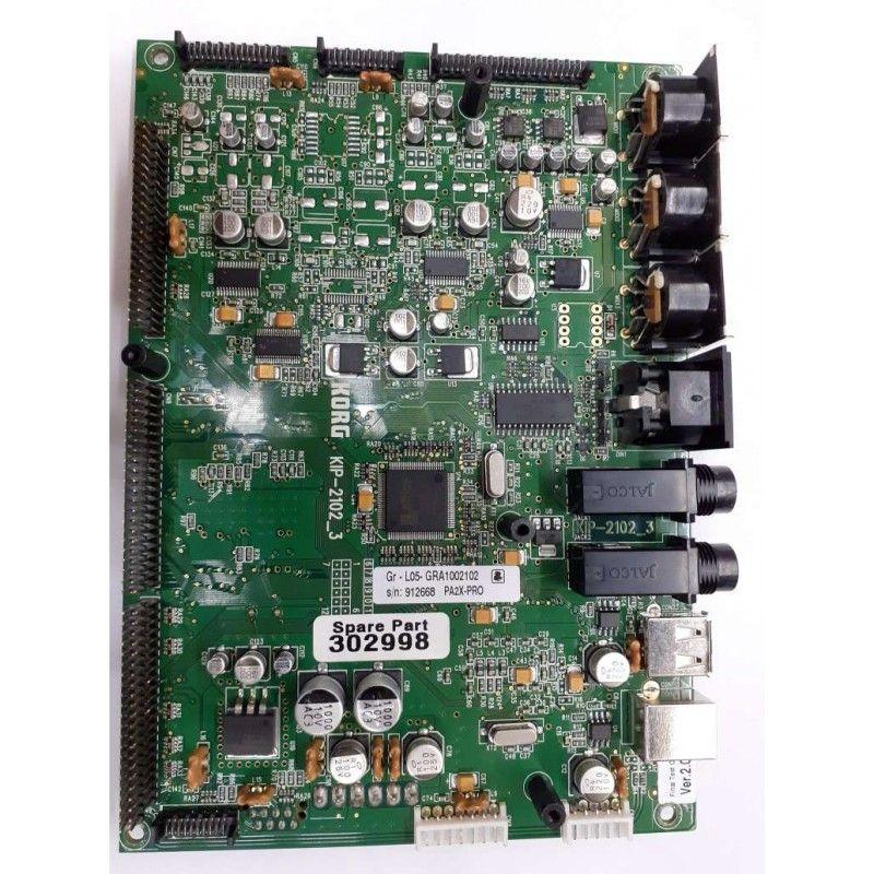 Main Board Korg Pa2X  - 1