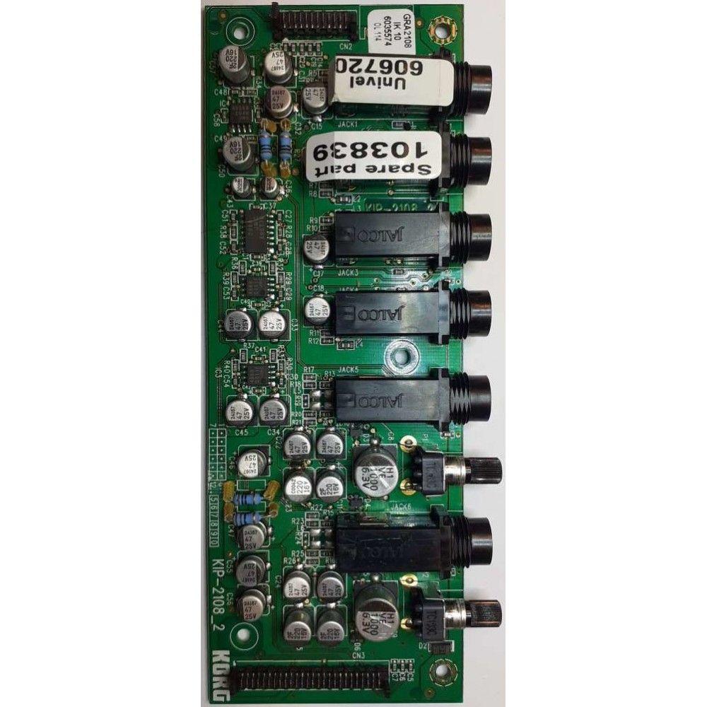 Output Board Pa800  - 1