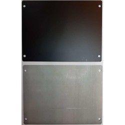 Capac Metalic Placa Spate Pa80 - HDD+VHG