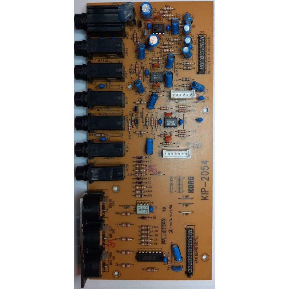 Output Board Pa60  - 1